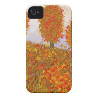 Falls Trees iPhone 4 Cover