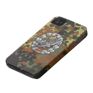 Fallschirmjägertruppe Barettabzeichen Case-Mate iPhone 4 Case