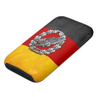 Fallschirmjägertruppe Barettabzeichen iPhone 3 Tough Cover