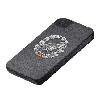 Fallschirmjägertruppe Barettabzeichen iPhone 4 Covers