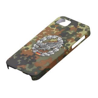 Fallschirmjägertruppe Barettabzeichen iPhone 5 Covers