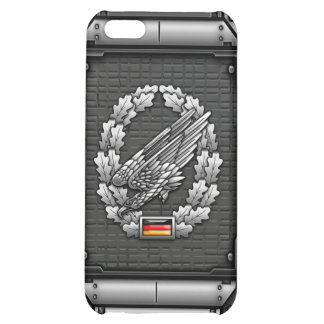 Fallschirmjägertruppe Barettabzeichen iPhone 5C Cover