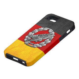 Fallschirmjägertruppe Barettabzeichen Tough iPhone 5 Case