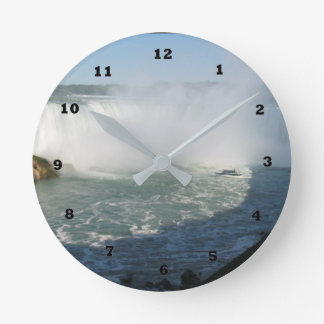 FALLSVIEW NIAGARA falls Canada Toronto Round Clock