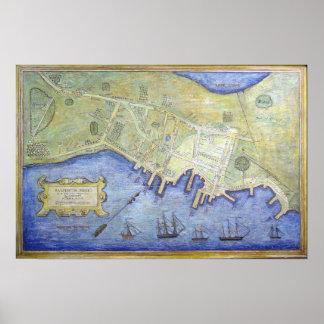 Falmouth 1775 poster