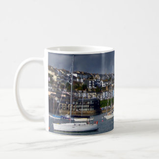 Falmouth Harbour Cornwall Coffee Mug