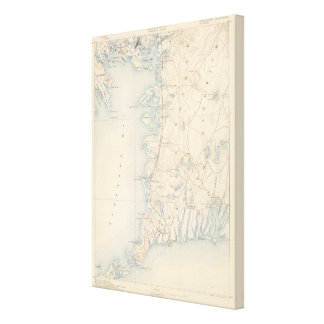 Falmouth, Massachusetts Canvas Print