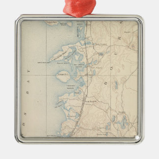 Falmouth, Massachusetts Christmas Ornament