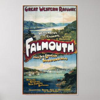 Falmouth Print