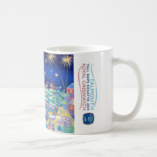 Falmouth Tall Ships Regatta 2014 Art Mug
