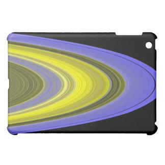 False-color image of Saturn's rings iPad Mini Cases
