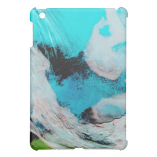 False color view of Polynya (open water) iPad Mini Cover