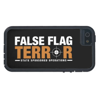 False Flag Terror iPhone 5 Case