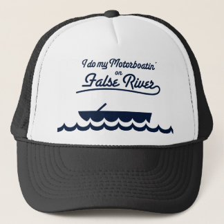 False River Motorboatin' Hat