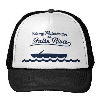 False River Motorboatin' Hat