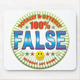 False Totally Mousemats