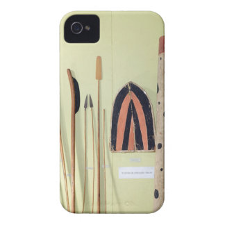 False weapons from the Tomb of of Nakhti, Middle K iPhone 4 Case