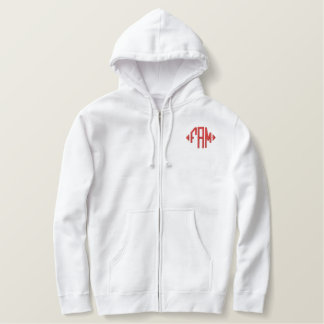 FamaInc /518 Realese Embroidered Hoodie