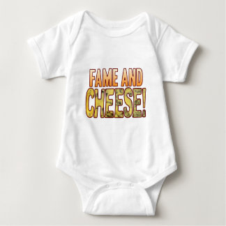Fame Blue Cheese Baby Bodysuit