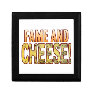 Fame Blue Cheese Small Square Gift Box