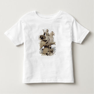 Fame Riding Pegasus  1699-1702 Toddler T-Shirt