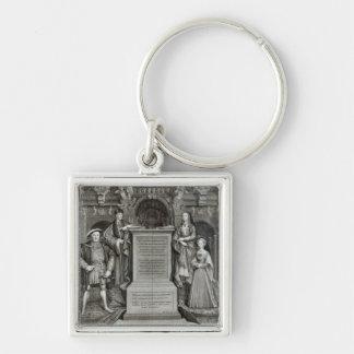 Familia Regia Key Ring