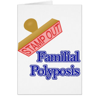 Familial Polyposis Note Card
