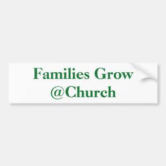 Families Grow @Church sticker