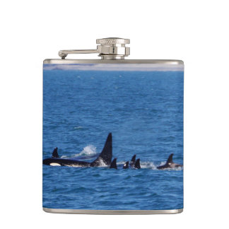 Families Stick Together Flask