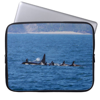 Families Stick Together Laptop Computer Sleeve