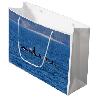 Families Stick Together Large Gift Bag