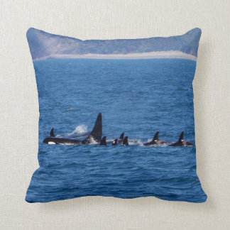 Families Stick Together Throw Cushions