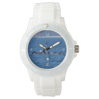 Families Stick Together Wristwatch