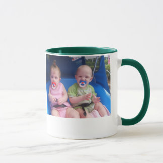Family 057, We Love YouAunt Barbara Mug