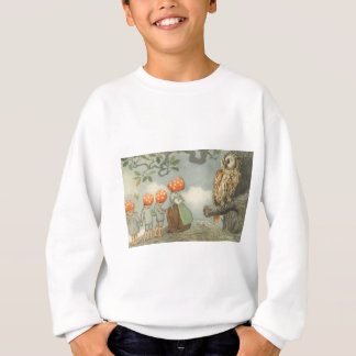 family and owls sweatshirt