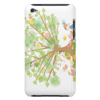 Family and Tree Barely There iPod Cases