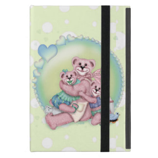 FAMILY BEAR iPad Mini Cover For iPad Mini