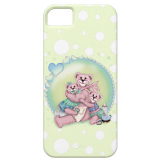 FAMILY BEAR LOVE Barely There Phone Case