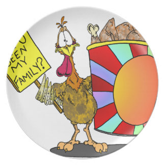 Family Bucket Party Plate