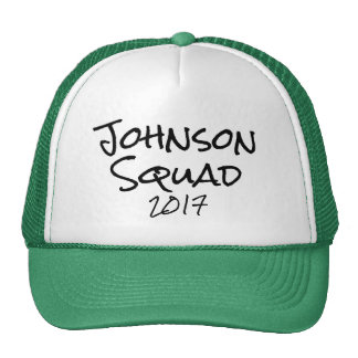 Family Business School Squad Family Reunion Hat