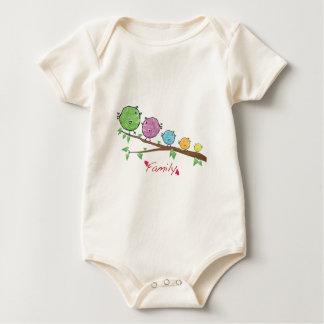 Family by Elyse Baby Bodysuit