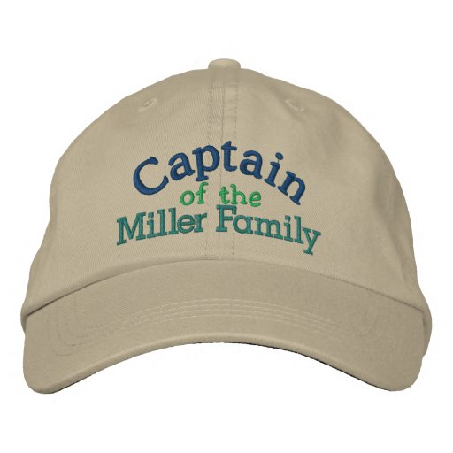 Family Captain Cap 2 by SRF - Template