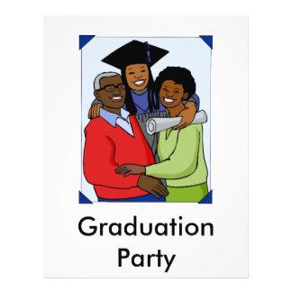 Family Celebration Personalized Flyer