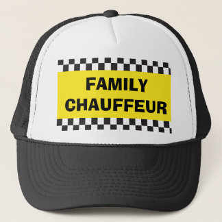 Family Chauffeur Taxi Hat