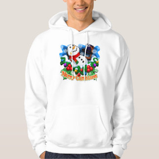 Family Christmas: MR. SNOWMAN Hoodie