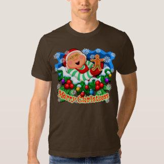 Family Christmas: MRS. CLAUS Tshirts