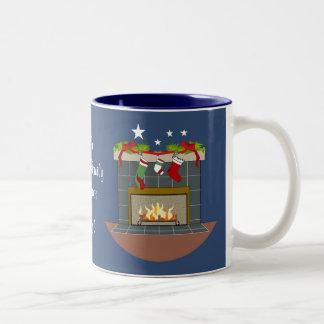 family christmas mug 2014