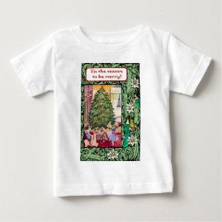 Family Christmas tree Tshirt