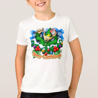 Family Christmas: WORKSHOP ELF T-Shirt
