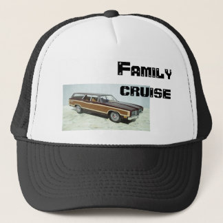 Family Cruise Trucker Hat